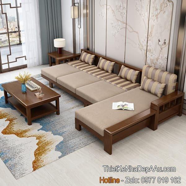 Bộ sofa đẹp hiện đại