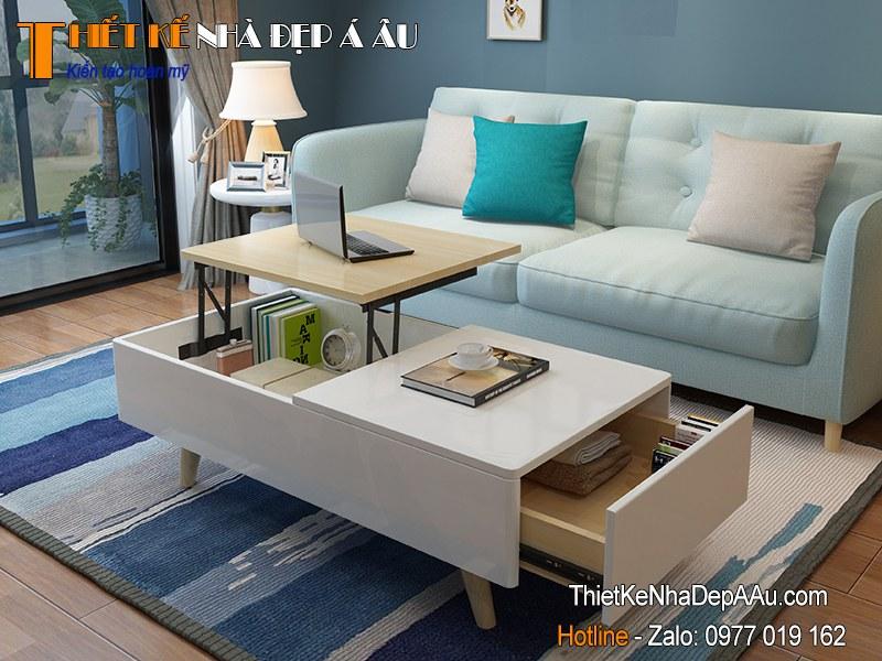 trang trí nội thất không gian nhà nhỏ xinh ấm áp