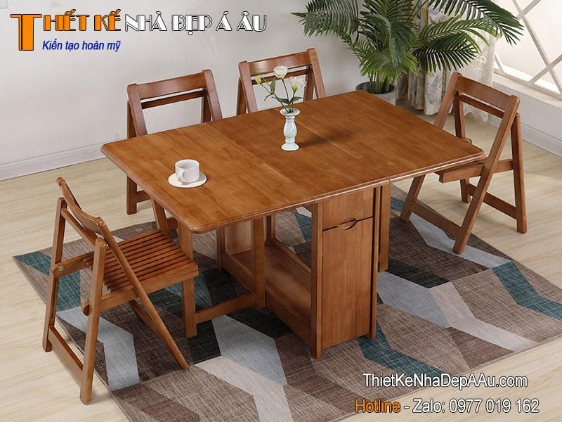 bàn ăn nội thất gỗ tự nhiên