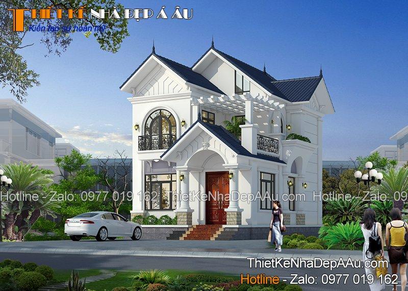Mẫu nhà đẹp ở Nam Định