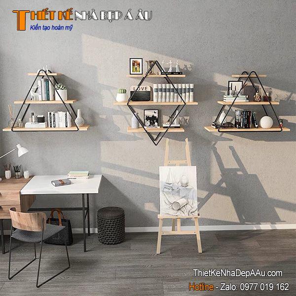 Kệ treo tường handmade