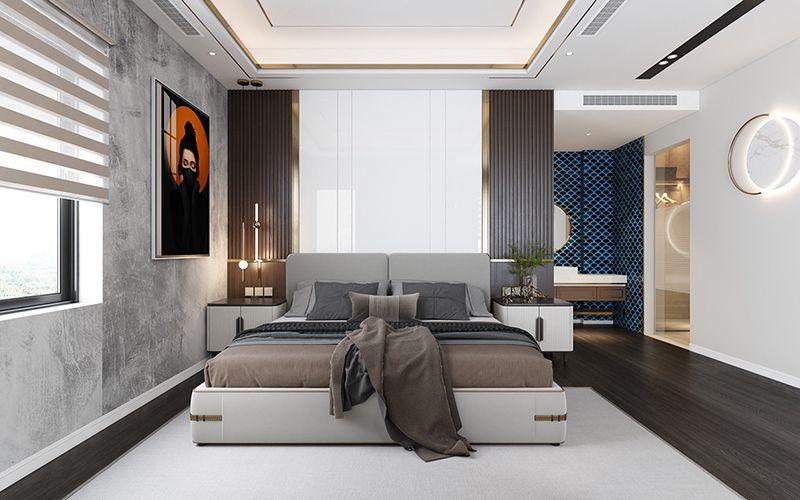 kích thước giường ngủ chuẩn phong thủy