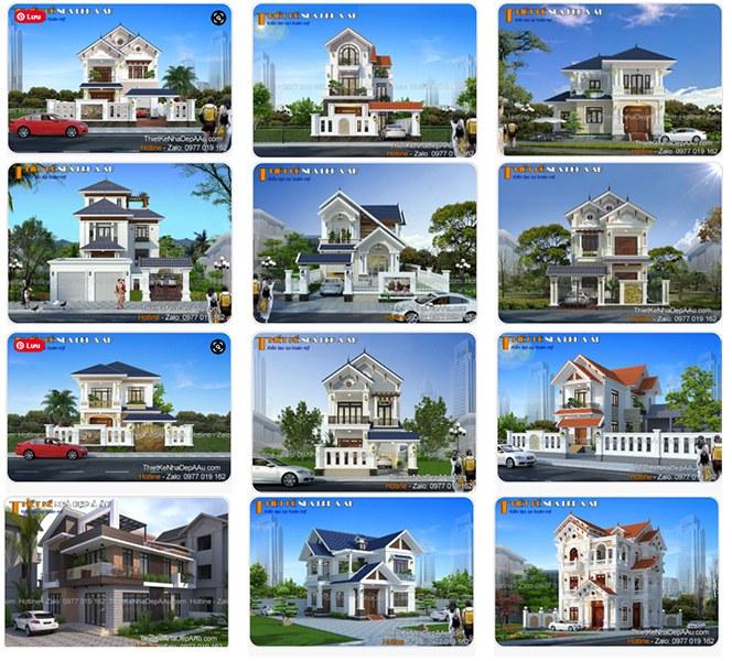 những mẫu thiết kế nhà đẹp hợp với tuổi canh tý