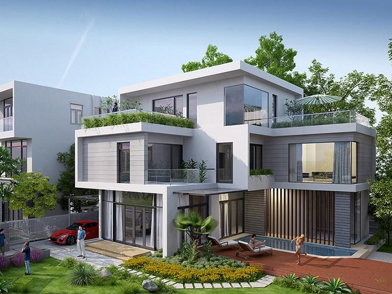 Ngôi nhà xanh