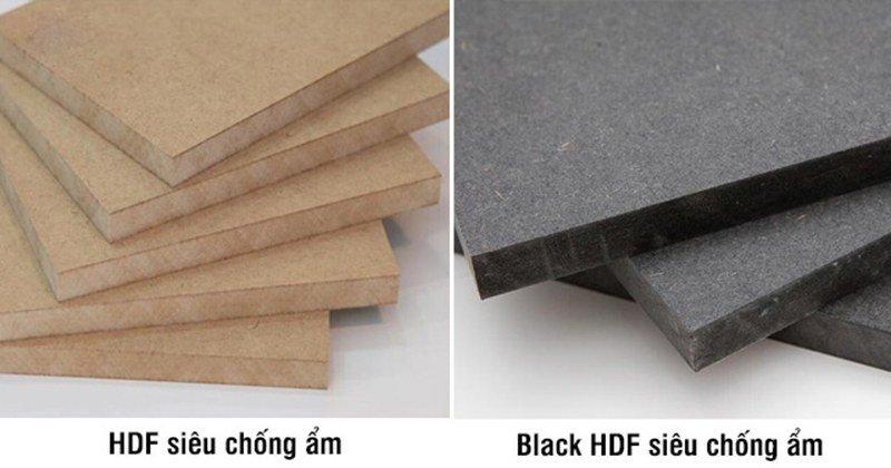 phân biệt gỗ công nghiệp