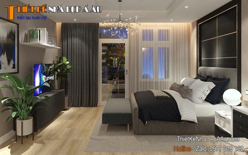 Căn phòng ngủ đẹp