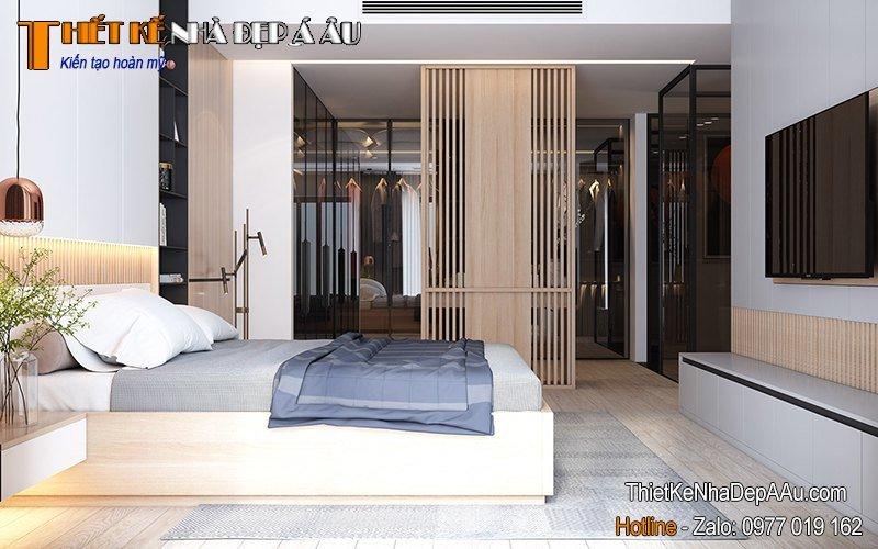 Phòng ngủ khép kín