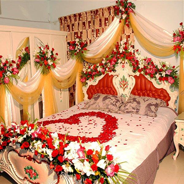 trang trí phòng tân hôn