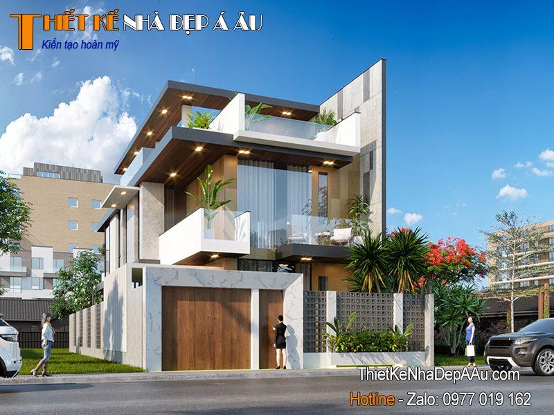 Công ty thiết kế nhà Vĩnh Phúc