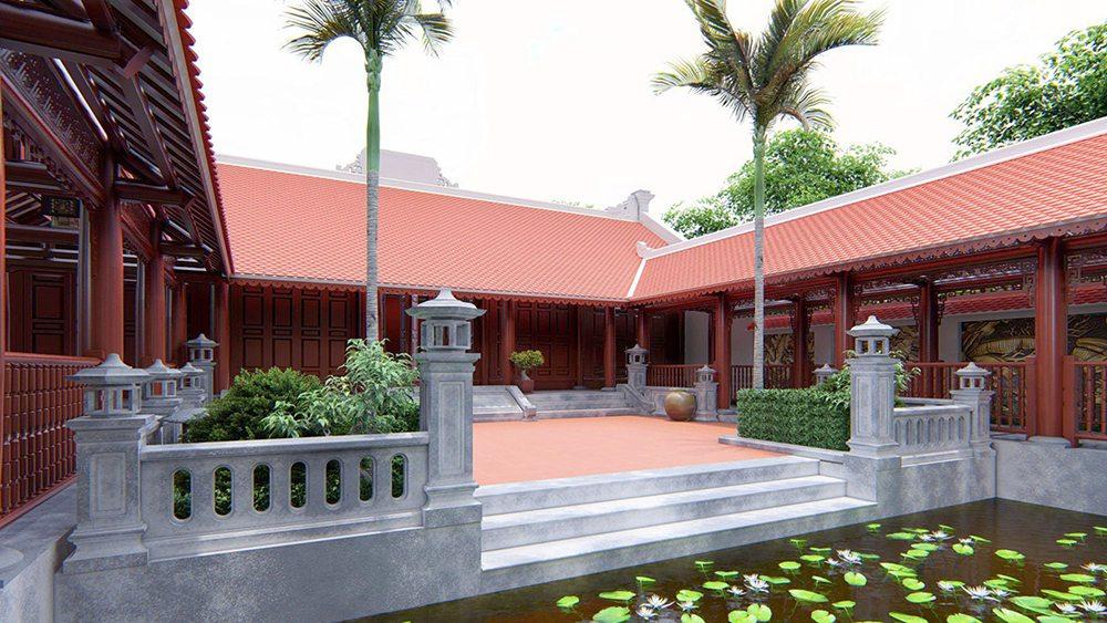 công trình kiến trúc văn hóa việt