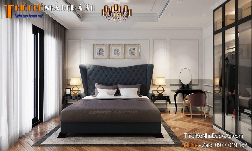 trang trí nội thất căn hộ cao cấp