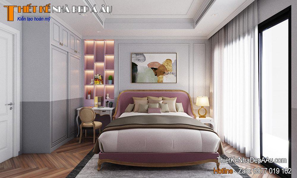 Trang trí nội thất căn hộ chung cư cao cấp
