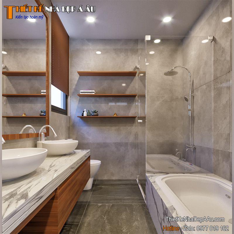 nội thất nhà tắm