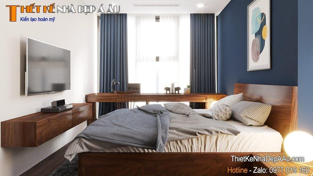 thiết kế nội thất chung cư 110m2