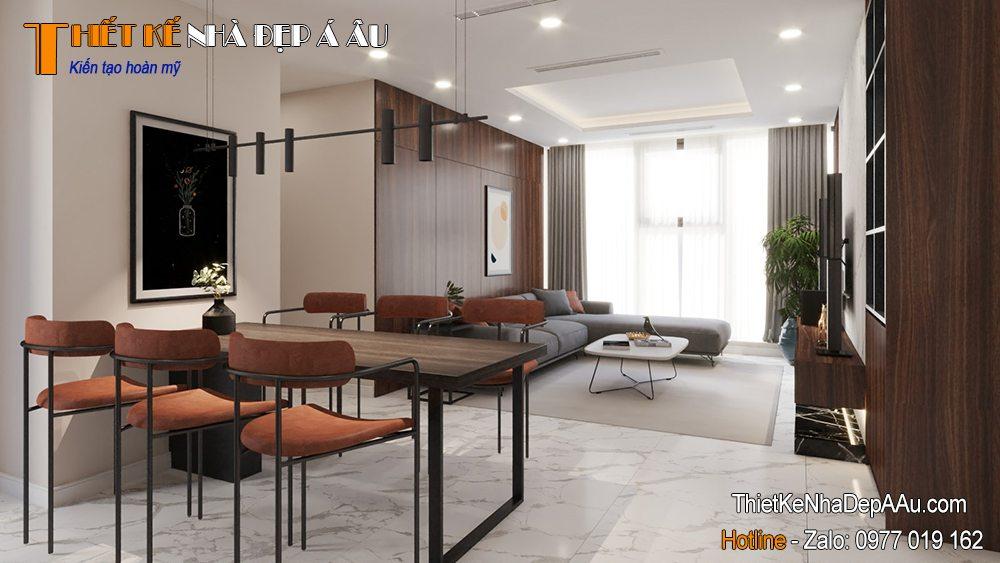 Công ty thiết kế nội thất chung cư