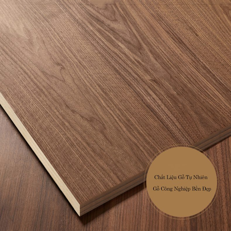 Giường bệt được làm từ gỗ tự nhiên và gỗ công nghiệp