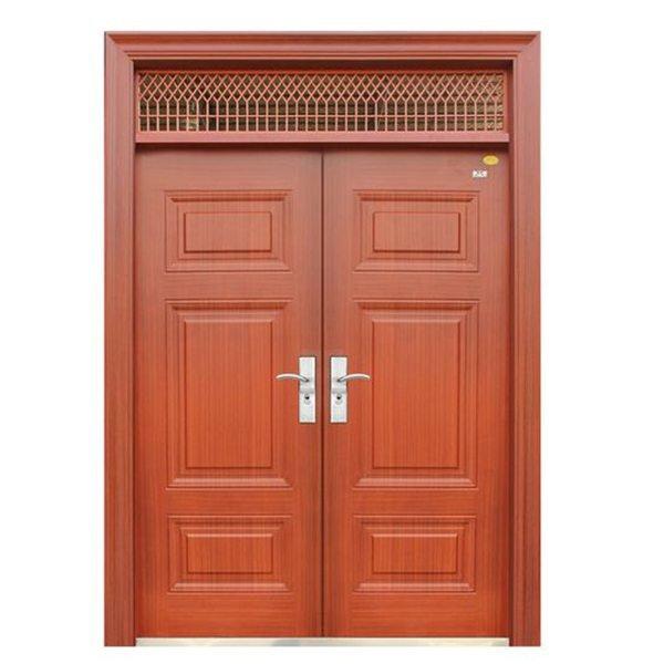 cửa gỗ 2 cánh đẹp