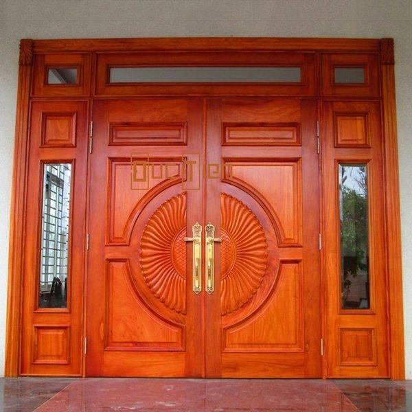 mẫu cửa gỗ đẹp