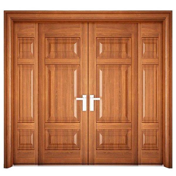 cửa gỗ 4 cánh