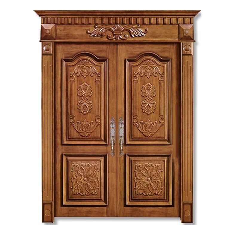 cửa gỗ 2 cánh