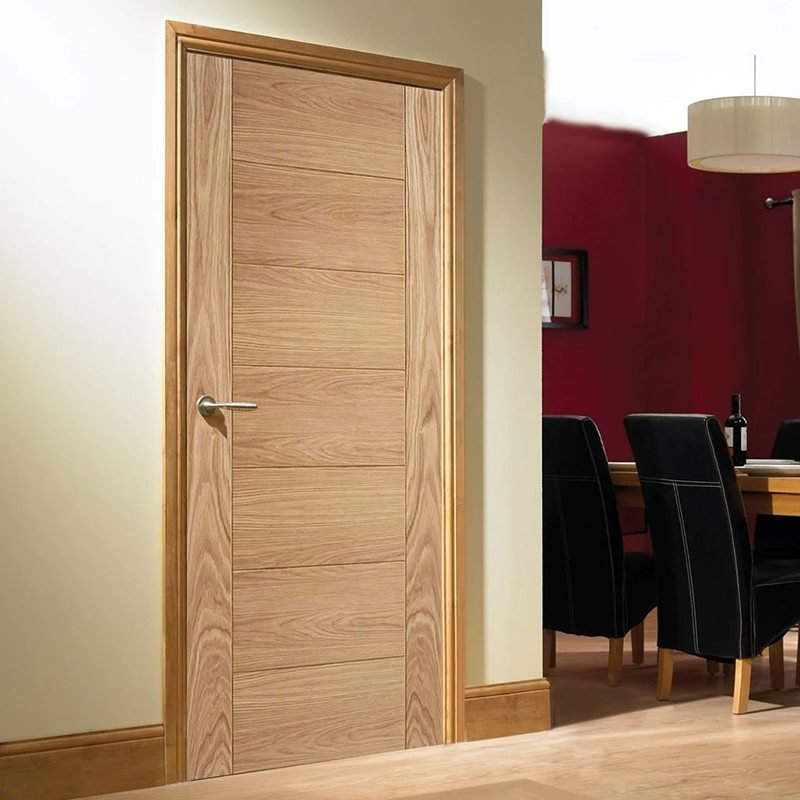 cửa gỗ công nghiệp