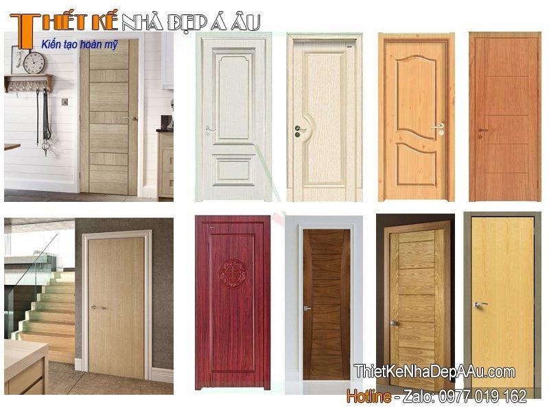 những mẫu cửa phòng ngủ đẹp