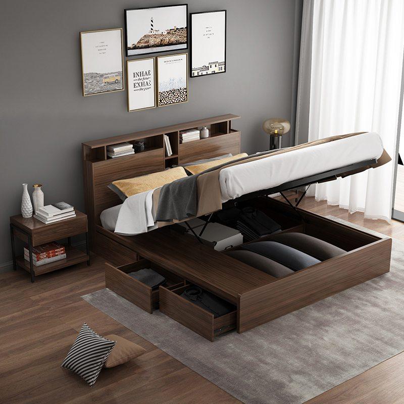 giường đơn kiểu Nhật