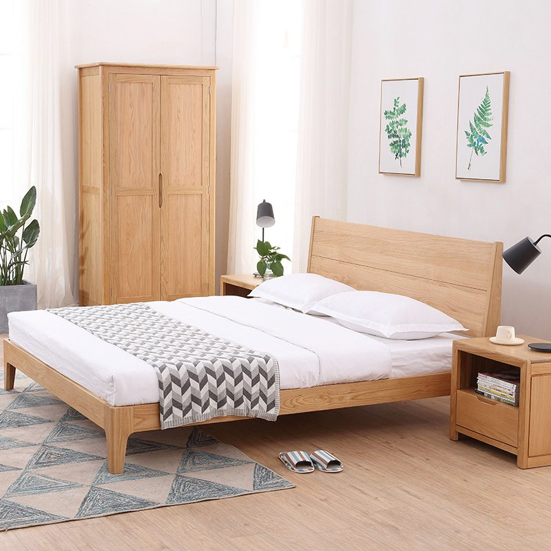 Giường ngủ gỗ giá rẻ