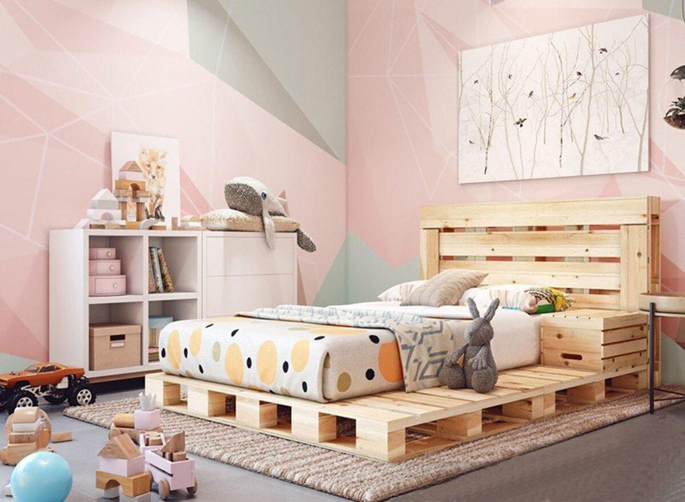 Mẫu giường giá dưới 1 triệu