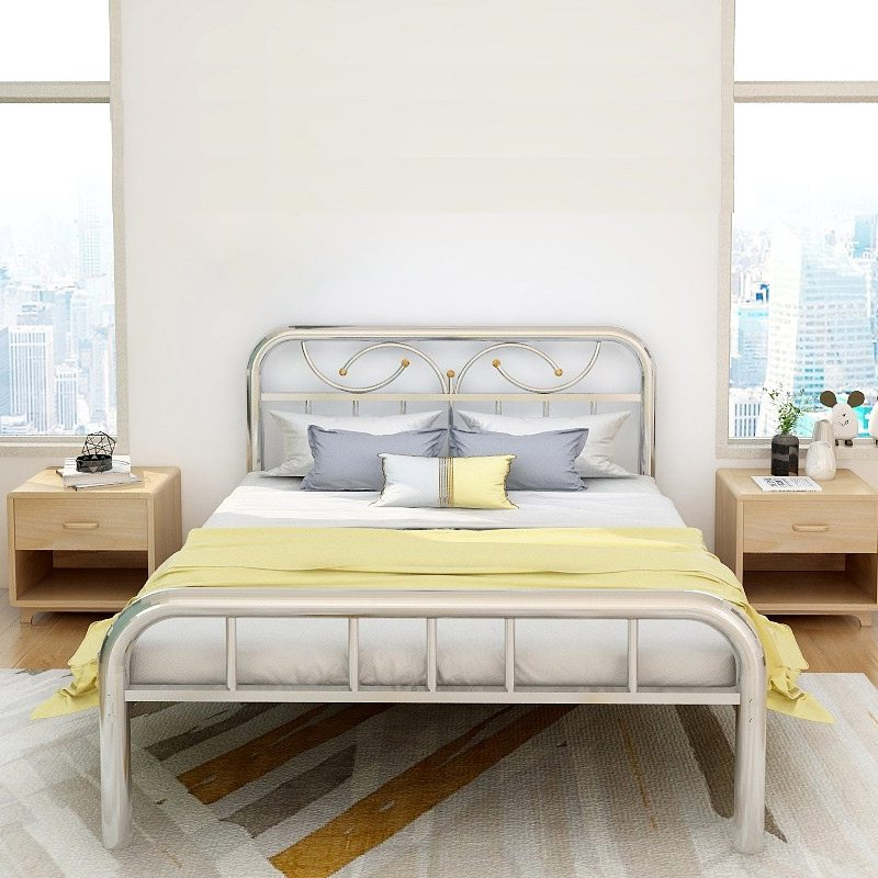 Mẫu giường sắt đẹp