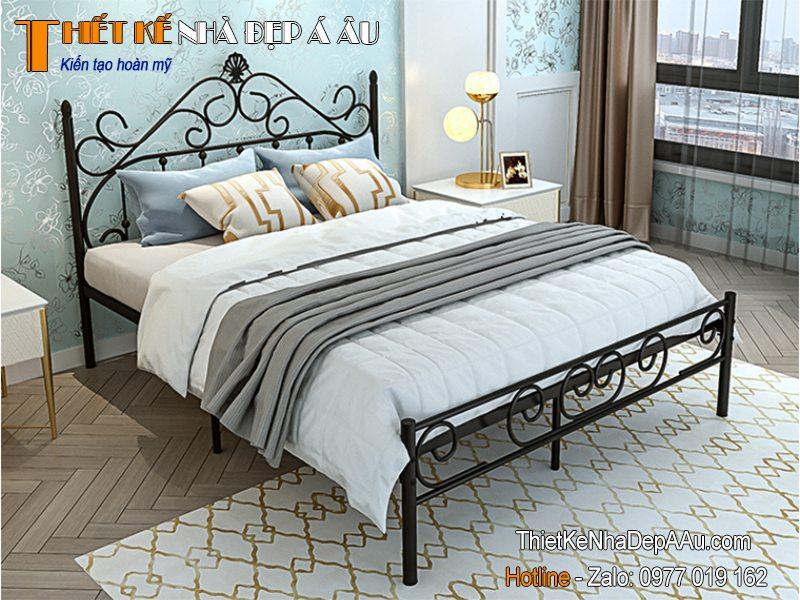 Mẫu giường tầng