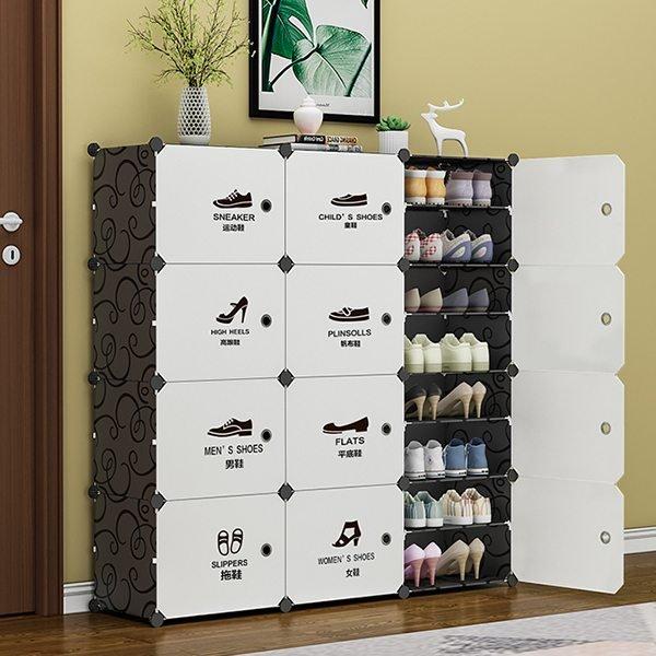 Tủ đựng giày dép 3 ngăn