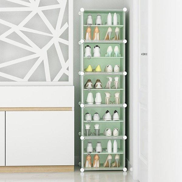 Tủ đựng giày dép 10 tầng
