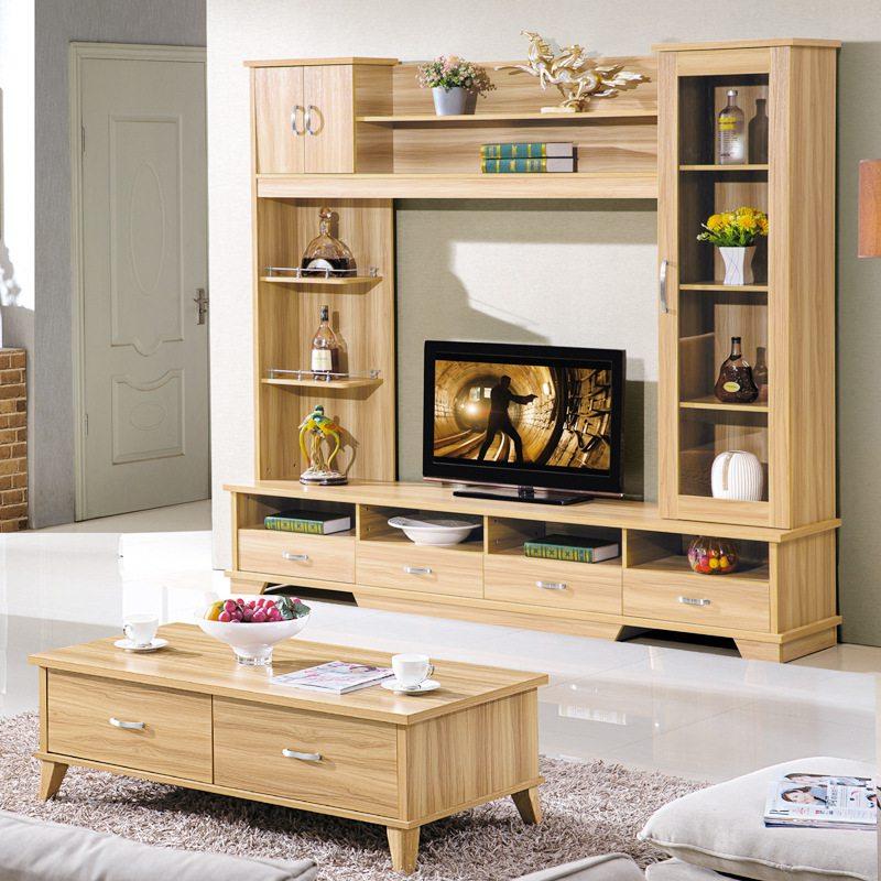 mẫu tủ tivi gỗ đẹp