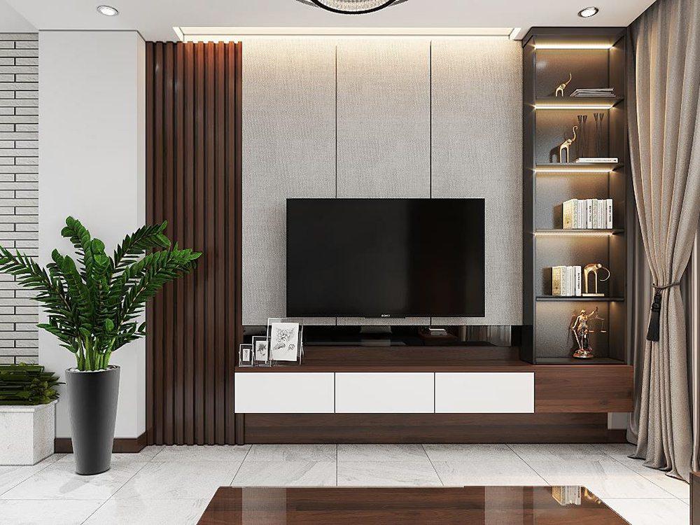 Lam gỗ trang trí tường