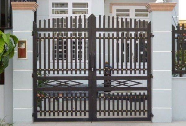 Mẫu cổng đẹp