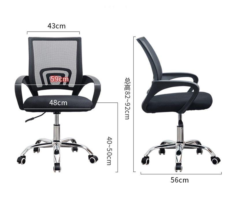 ghế nỉ văn phòng
