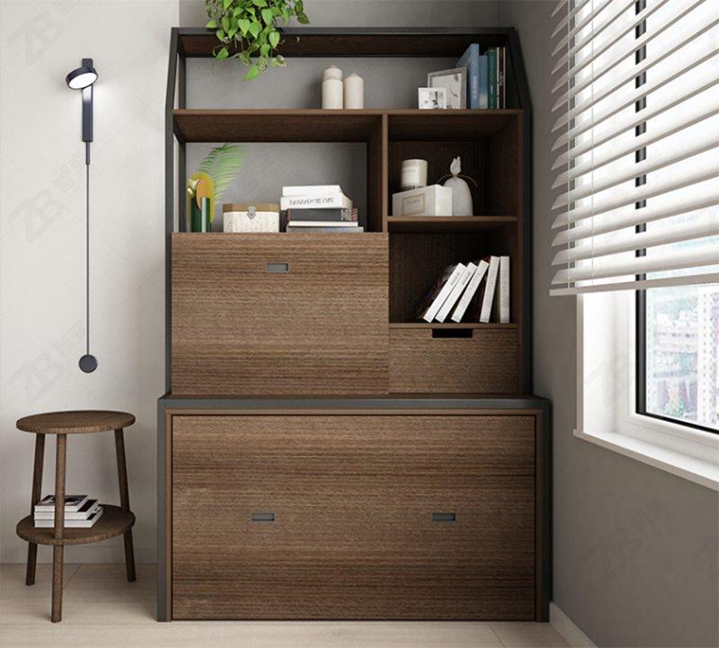 giường thông minh gỗ công nghiệp