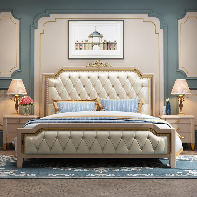 Mẫu giường ngủ sang trọng