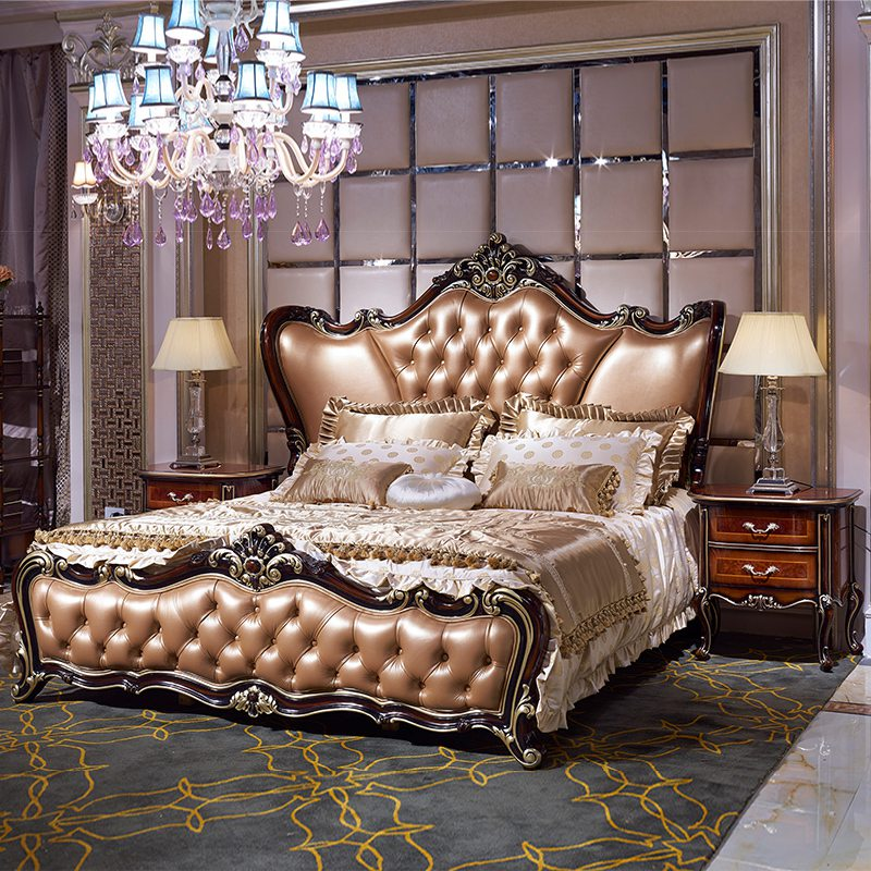 Giường ngủ kiểu Pháp