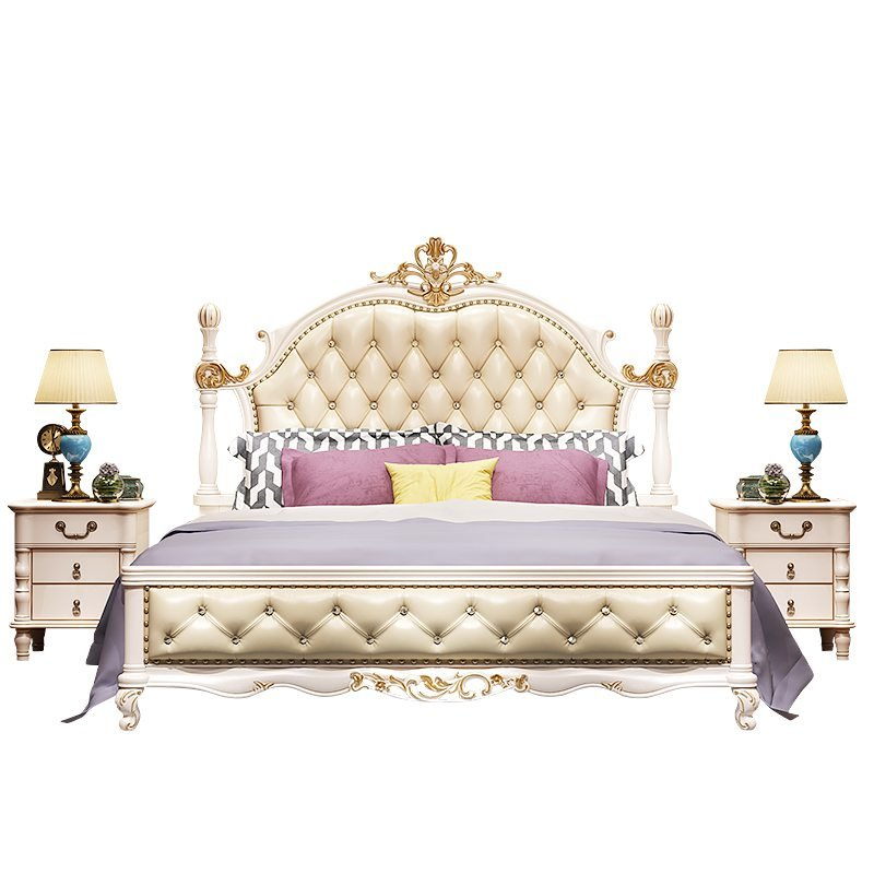 Mẫu giường ngủ hoàng gia
