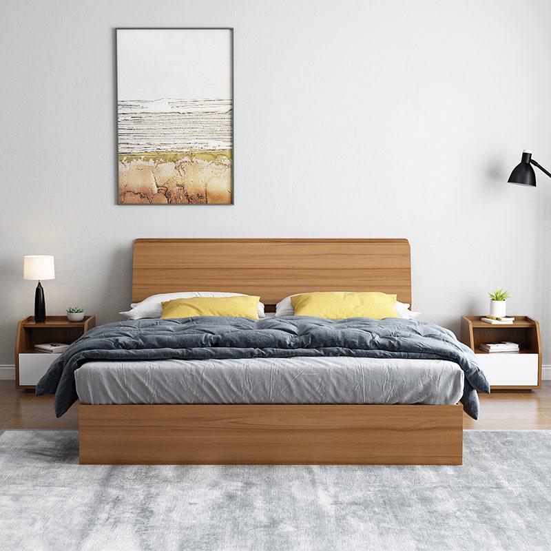 Mẫu giường hiện đại