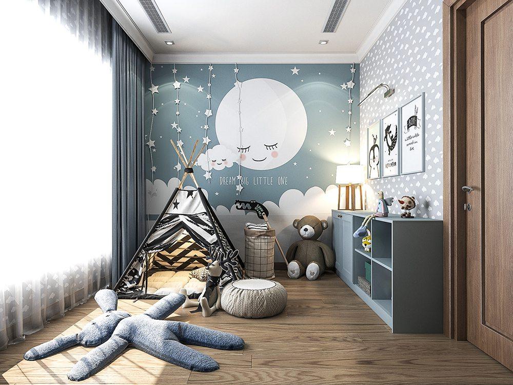 Phòng ngủ trẻ thơ