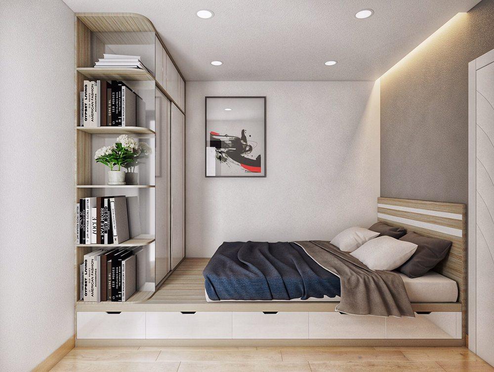 Trang trí nội thất phòng ngủ trẻ em