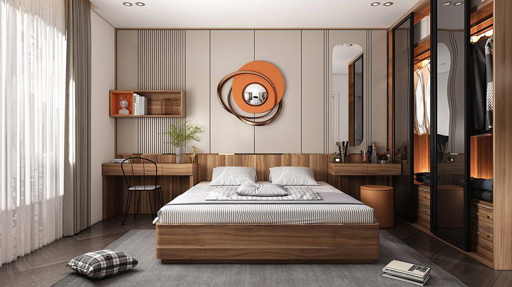 phòng ngủ master