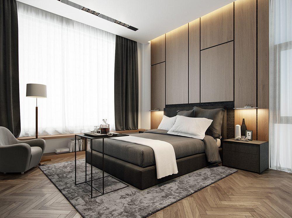 Phòng ngủ diện tích nhỏ