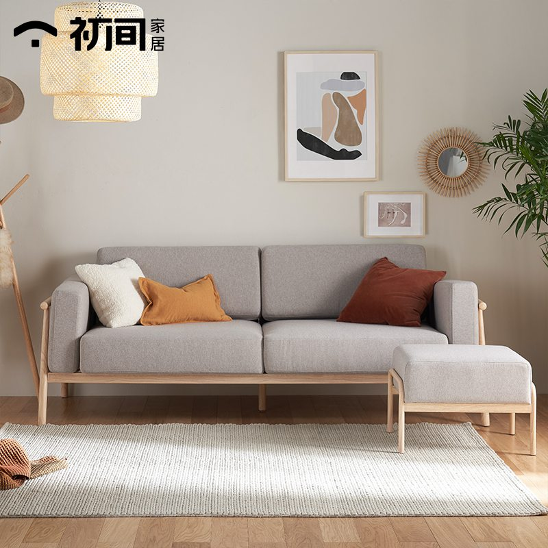 phòng khách hiện đại trang trí nội thất tối giản