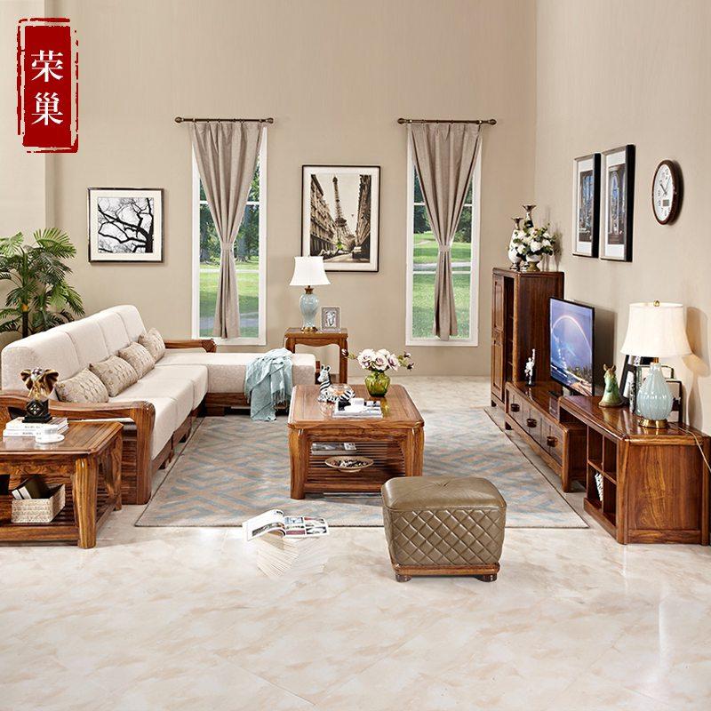 bộ sofa gỗ đẹp sang trọng