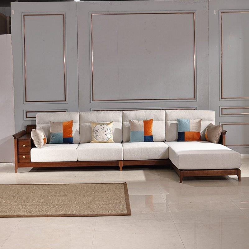 Sofa có thể đặt trong mọi phong cách trang trí nội thất