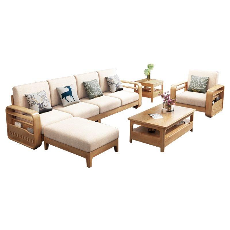 bộ sofa khung gỗ đẹp